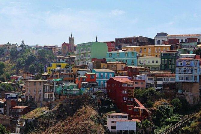 Valparaíso & Wine