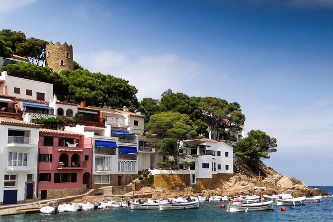 """Motorcycle Tour - Highlights of the """"Costa Brava"""""""