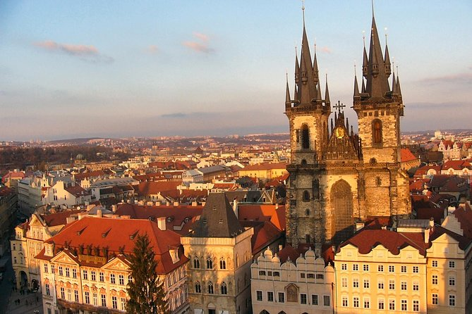 Private tour just for YOUR group: Introduction to Prague (city walk)