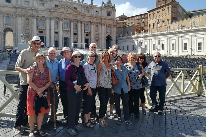 Private Shore Excursion of Rome with an English speaking driver (10hrs)