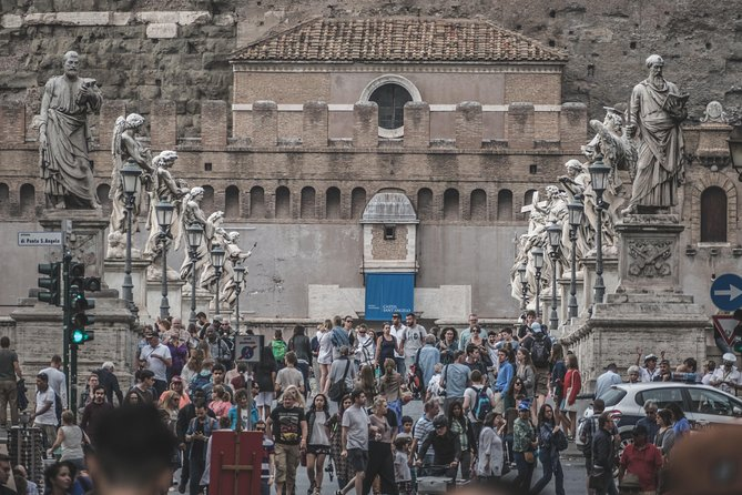 Guided Tour of Vatican Museums,Sistine Chapel & skip for St. Peter's Basilica