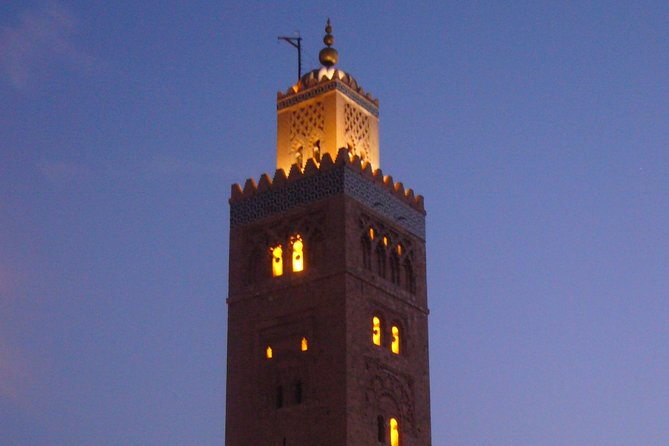 Private Guided Walking Tour of Marrakech