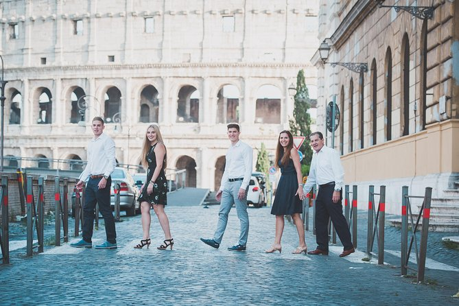 2 hours Private Photo Shoot in Rome city center with Professional Photographer photo 1