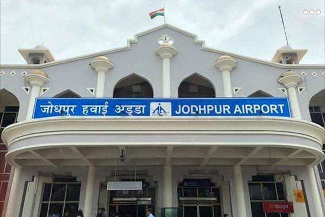 Jodhpur Airport To Hotel Transfer