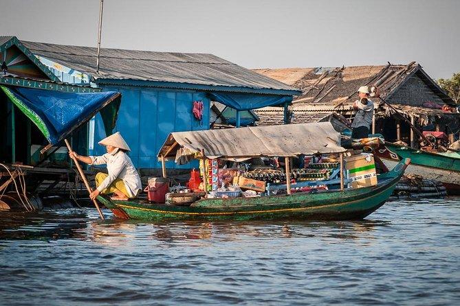 Kompong Khleang Floating Village & Tonle Sap Lake - Private Day Tour