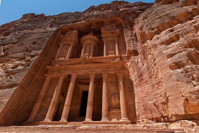 Petra Shore Excursion Tour from Aqaba Port