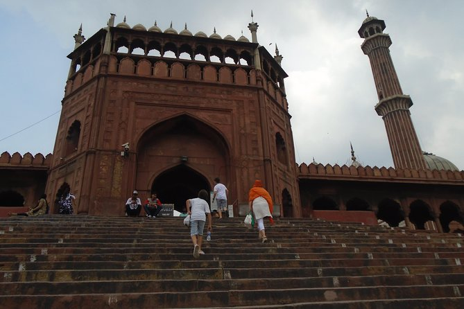 Old Delhi Bazaar and Heritage Walk (Full Day Tour) photo 1