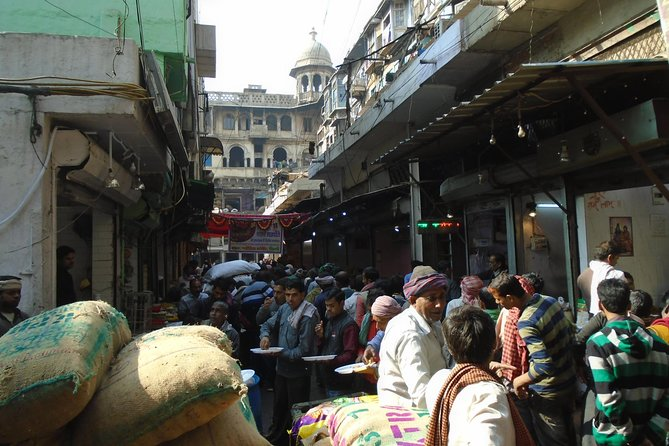 Old Delhi Bazaar and Heritage Walk (Full Day Tour) photo 27
