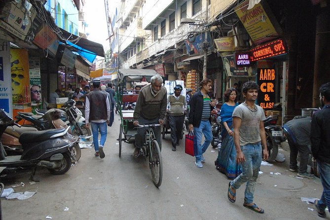 Old Delhi Bazaar and Heritage Walk (Full Day Tour) photo 2