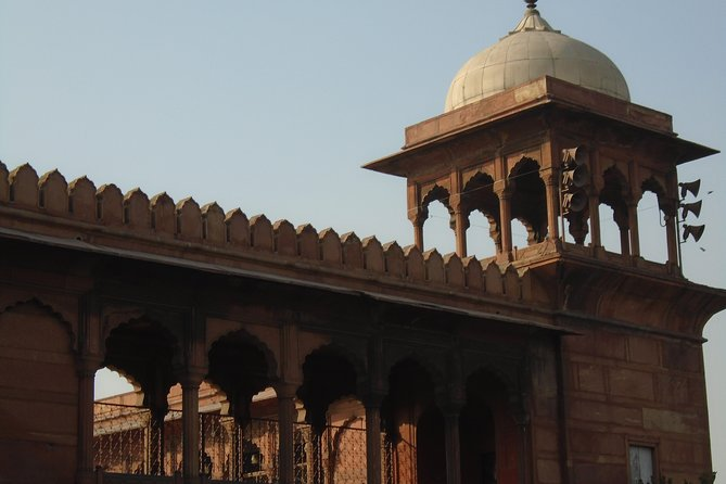 Old Delhi Bazaar and Heritage Walk (Full Day Tour) photo 3