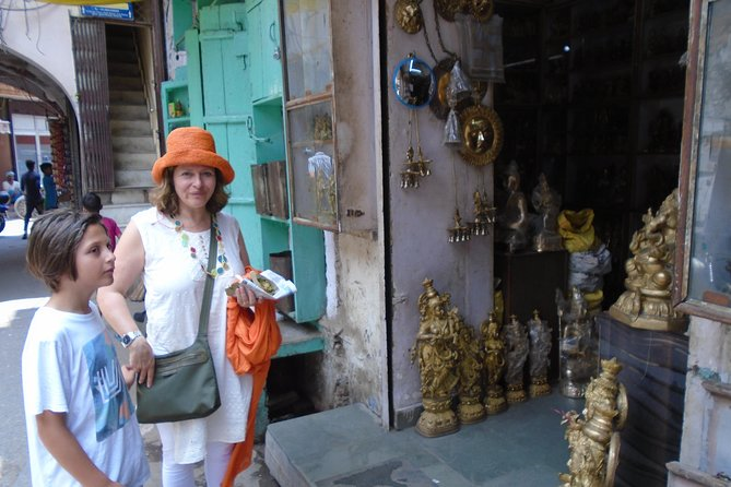Old Delhi Bazaar and Heritage Walk (Full Day Tour) photo 9