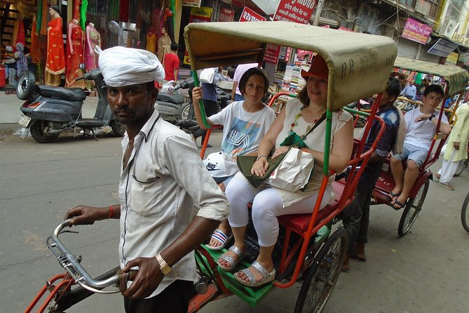 Old Delhi Bazaar and Heritage Walk (Full Day Tour) photo 23