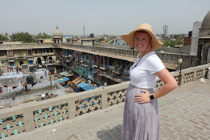 Old Delhi Bazaar and Heritage Walk (Full Day Tour) photo 21