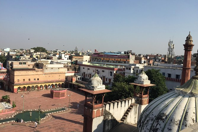 Old Delhi Bazaar and Heritage Walk (Full Day Tour) photo 36