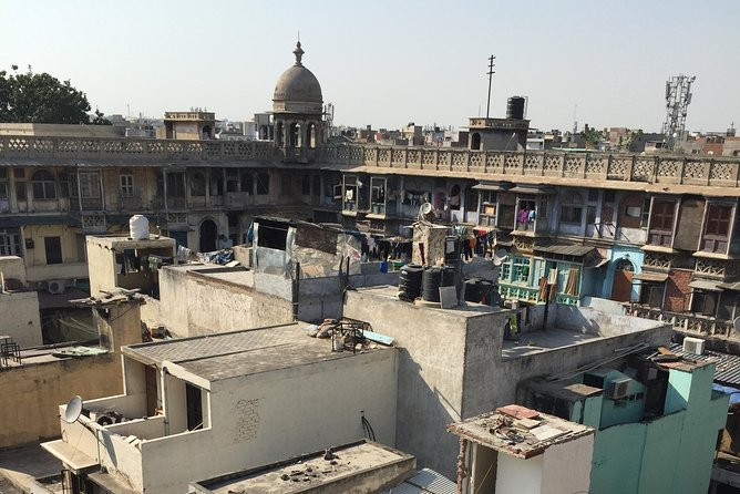 Old Delhi Bazaar and Heritage Walk (Full Day Tour) photo 15