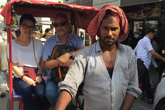 Old Delhi Bazaar and Heritage Walk (Full Day Tour) photo 33