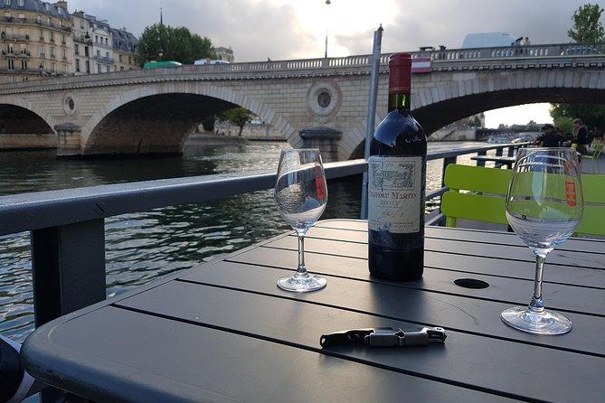 Wine tasting Paris Chatelet
