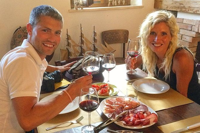 Brunello di Montalcino wine experience with a sommelier from Montepulciano
