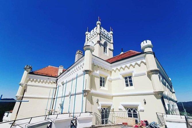 Private Group Day Trip: Varaždin & Trakošćan Castle