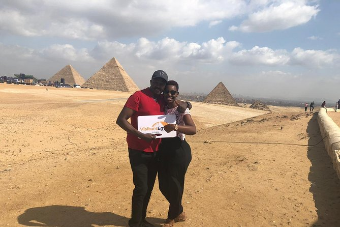 pyramids & Sphinx Day Tour