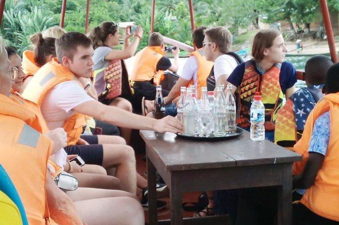 Volta River boat ride, Wli waterfalls, monkey sanctuary, Shai Hills reserve Tour