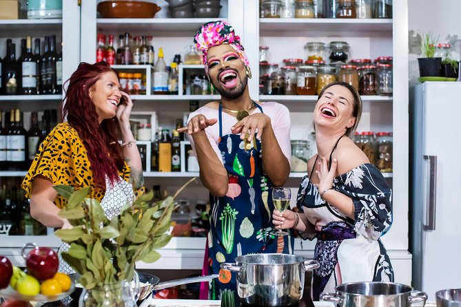 Drag Queens Cooking Party and LIVE SHOW 2020 - Lisbon