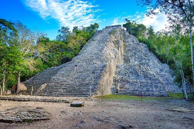 4x1 from Riviera Maya Coba,Tulum,Playa del Carmen & Cenote