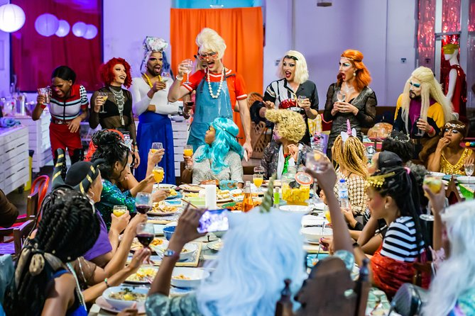 Drag Queens Cooking Party and Live Show in Lisbon