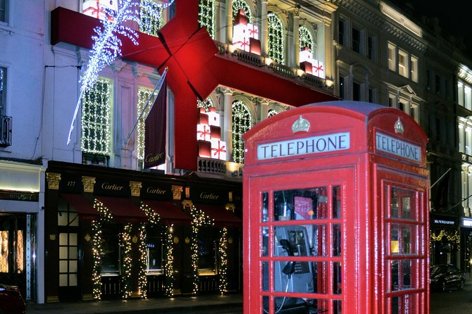 London Christmas Lights Photography Tour photo 4