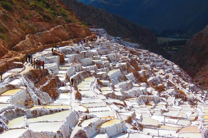 Maras & Moray (Half Day Tour)