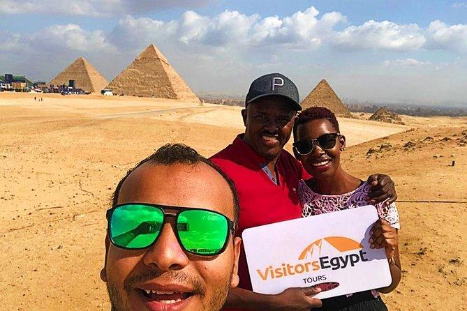 Private Tour 3-Days in Cairo & Giza & Alexandria .