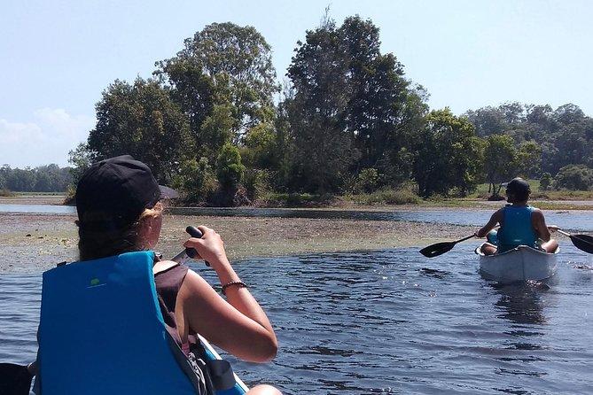 Noosa Hinterland Scenic Canoe & FAT Bike Tour
