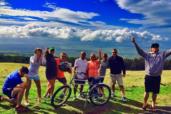 Bike the Volcano - #1 Ranked Haleakala Maui Bike Tour on TripAdvisor since 2010