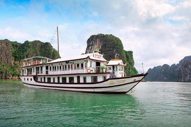 Halong 2 Days 1 Night (Cozy bay Cruise-3 Star)