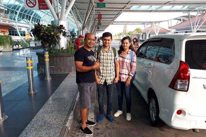 Airport Pickup & Transfer in Bali