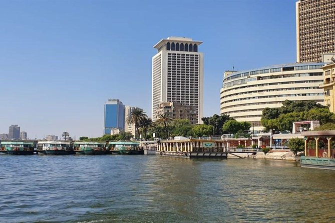 Day Tour to Giza Pyramids and Nile River photo 7