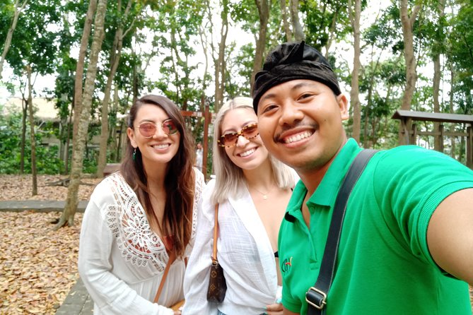 Private tour simple fun ubud surroundings tour