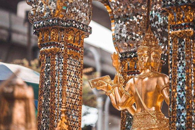 Half-Day Bangkok Shrines Walk & Food Tour