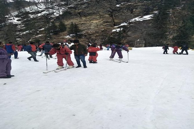 Himachal Tour Of North India 8 Night 9 Days