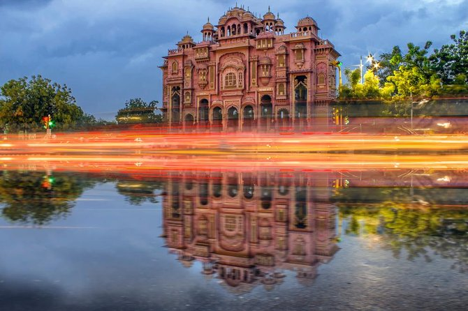 Hidden Gems of Jaipur - Half-Day Sightseeing Tour