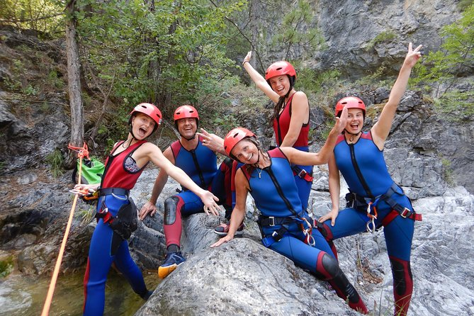 Olympus Canyoning Adventure