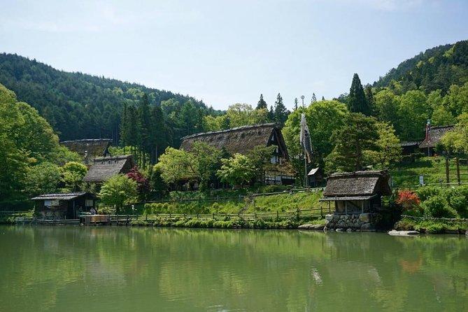 Takayama walking tour & Hida Folk Village