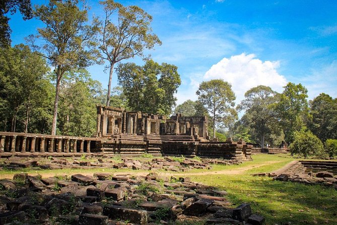 One Day Angkor Heritage Magical Tour Package with Magical Driver