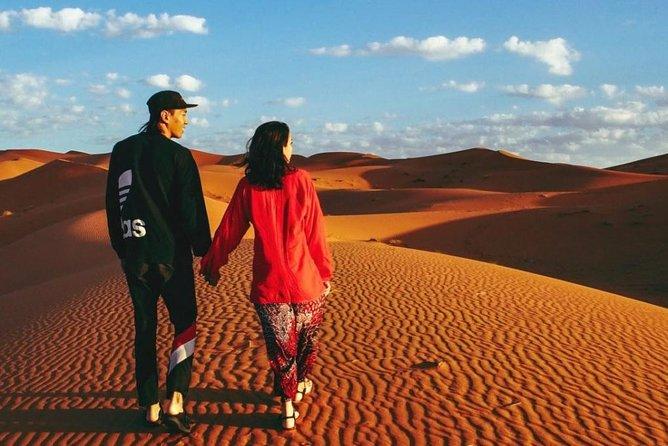 3 Days Trip From Marrakech to Fez via Ourazazte & bomalen dades
