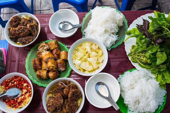 Hanoi Best Street Food - Walking Tours