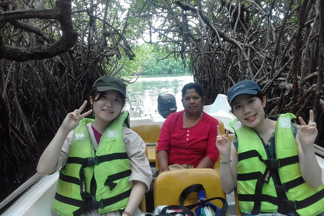 Madu River Boat Cruise From Colombo