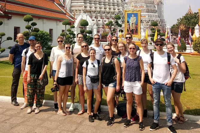 The city tour Chiangmai with expert guide