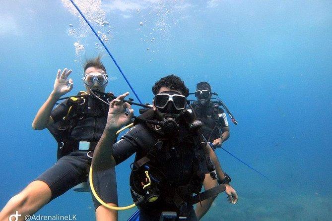 Scuba Diving at Unawatuna