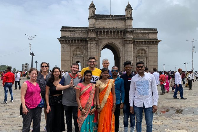 Private Full Day Mumbai Sightseeing Tour With Local Train Ride Adventure