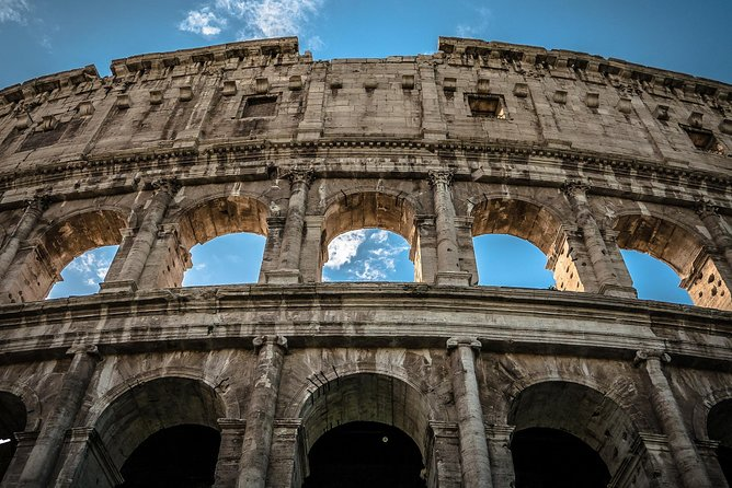 Semi Private Official Tour and Skip the Line: Colosseum and Ancient Rome